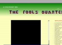The Fool's Quarter